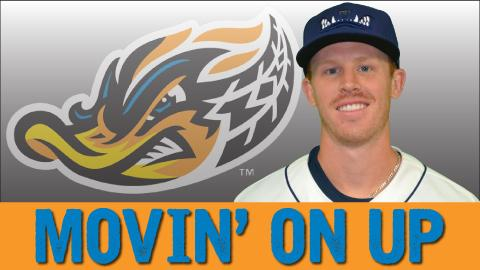 Retweet to wish @DaFisher9 luck as he moves on up to Double-A @AkronRubberDuck http://t.co/HJNkf5qe2r http://t.co/B0KZvj2MBv