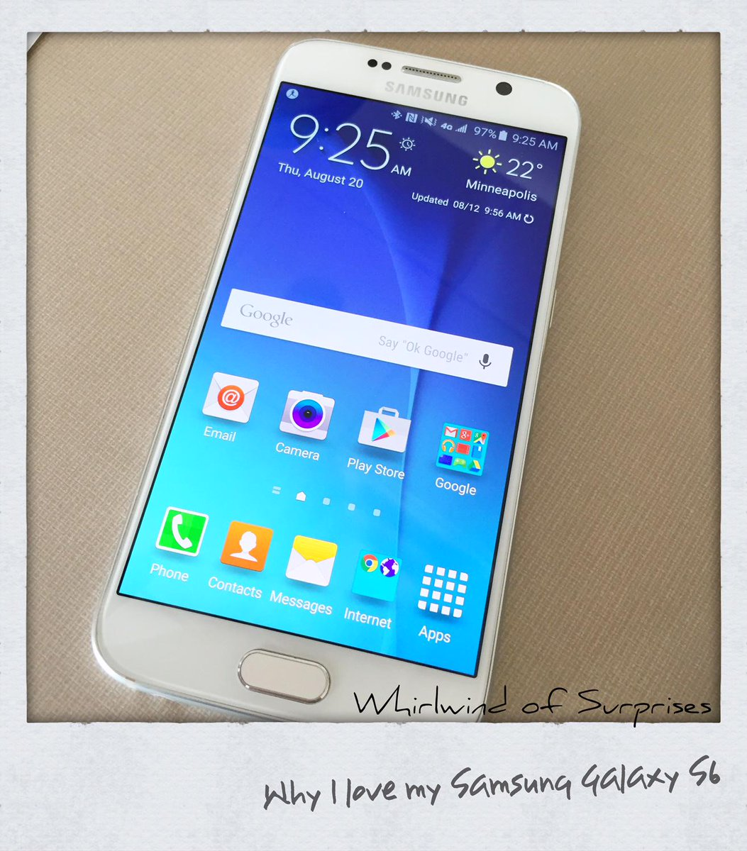 Review of the Samsung Galaxy S6