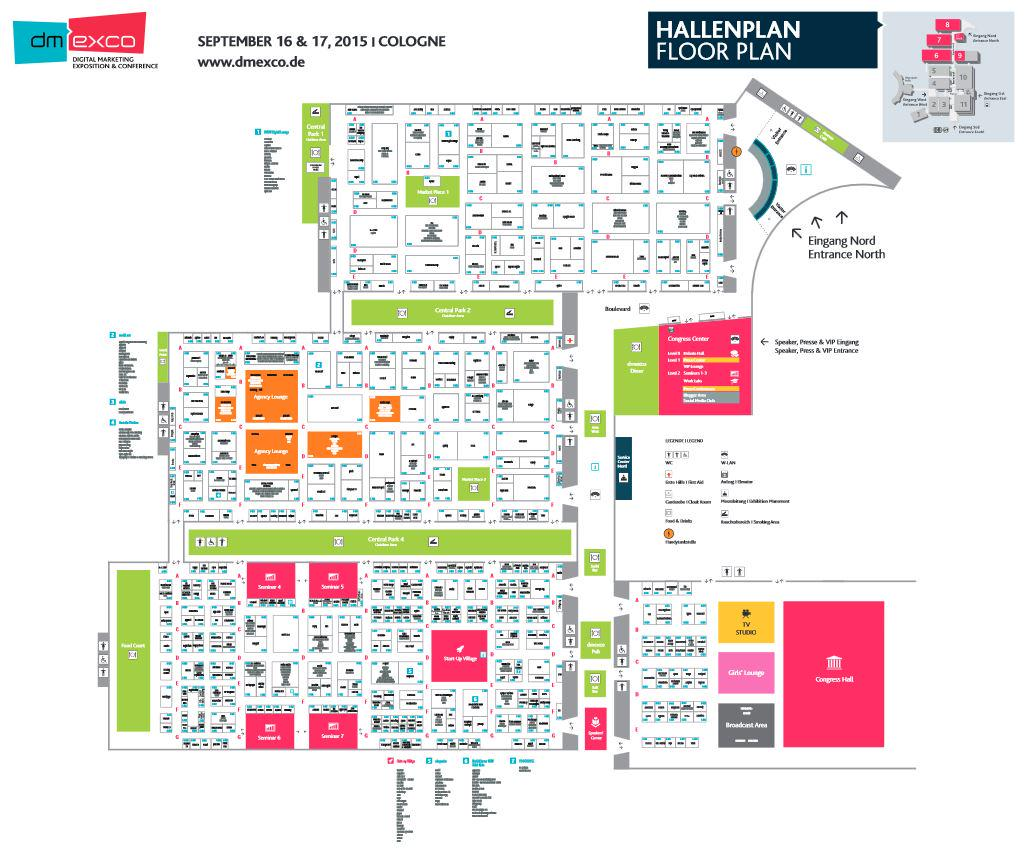 Dmexco On Twitter 75 000 Square Meters Digiconomy In 4 Halls Dmexco Floor Plan 2015 Now Available Http T Co Stpsfwjeoh Http T Co Ueabtswmkf