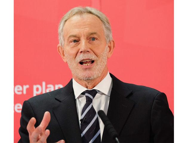 Tony Blair: a great Labour man and PM - Page 8 CM3RZZEWIAAUw_0