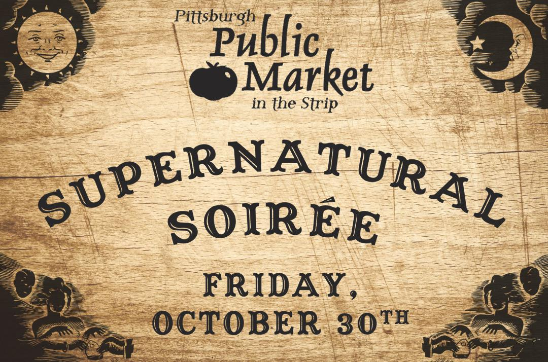 We're so excited to announce our 1st annual Halloween fundraiser for the market! #savethedate #thesupernaturalsoiree http://t.co/xPG0zp658b