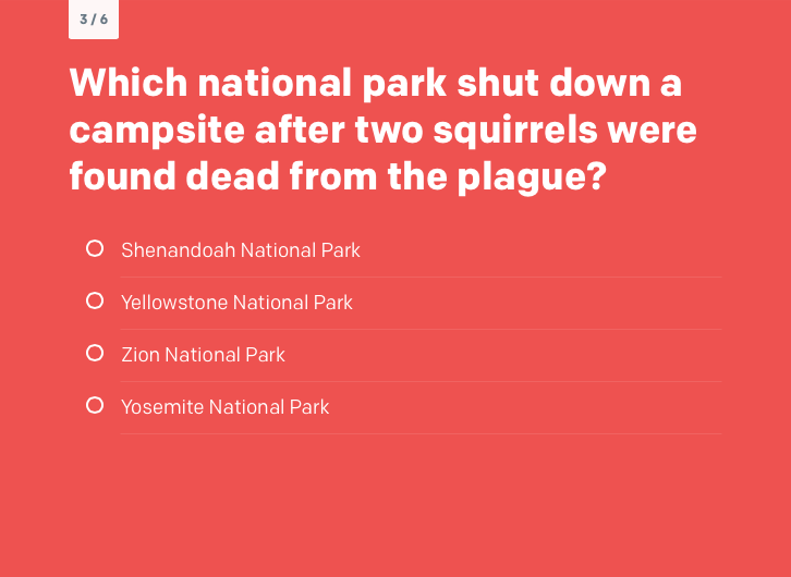 QUIZ TIME! See if you've kept up w/ current events in our @nationshealth news quiz! http://t.co/AYxVax8yU1 http://t.co/P32tDwCwGm