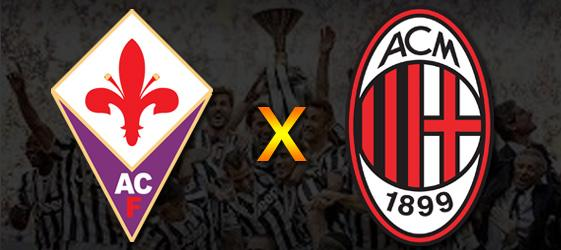Fiorentina-MILAN info Streaming Diretta TV oggi (Partite calcio Gratis Serie A)