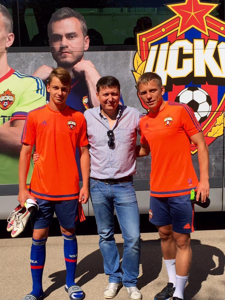 Латвийский полузащитник прошёл ознакомительный сбор в ЦСКА