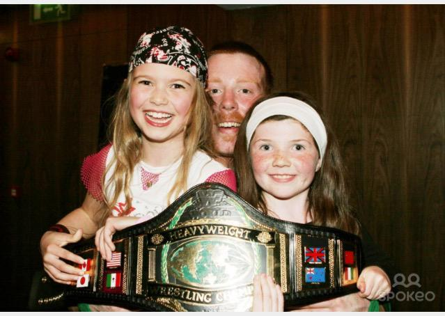 A big #TBT with @WWESheamus hope you well, Karla and I are so proud to see you in #WWE hopefully see you soon! X http://t.co/m8LKBFBKEn