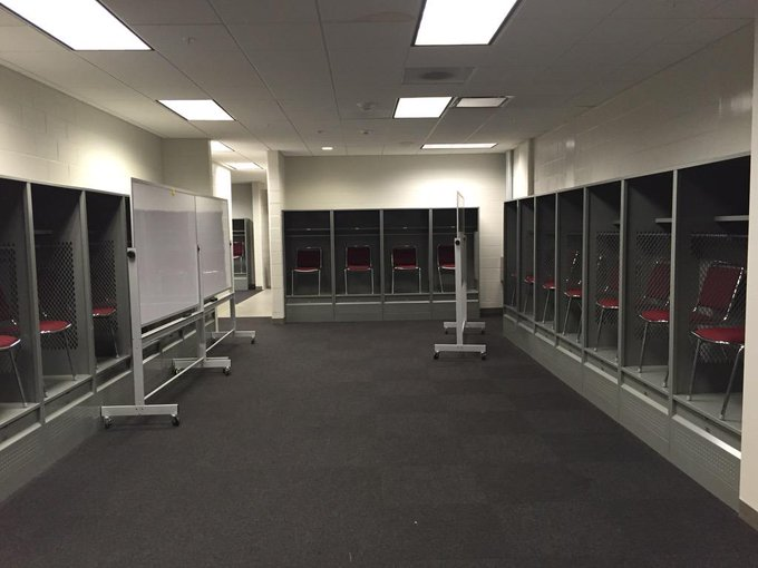 Muschamp: LSUs visitors locker room aint worth a damn