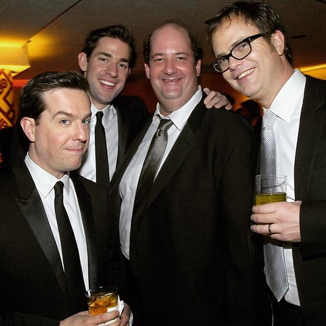 I wish there was a way to know youre in the #GoodOlDays before youve actually left them #TBT #GoldenGlobes #TheOffice http://t.co/VBH28GLqri