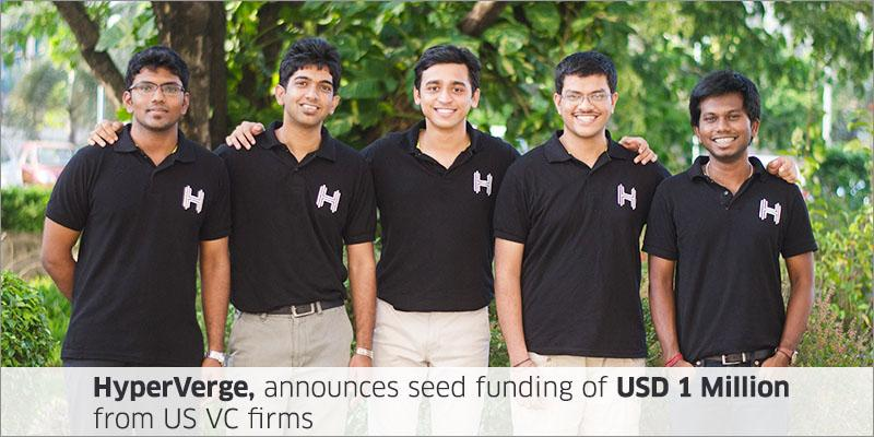 HyperVerge, #India #DeepLearning #startup founders