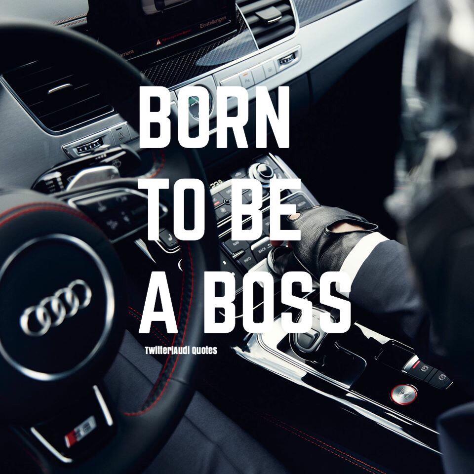 Audi Quotes (@AudiQuotes_)