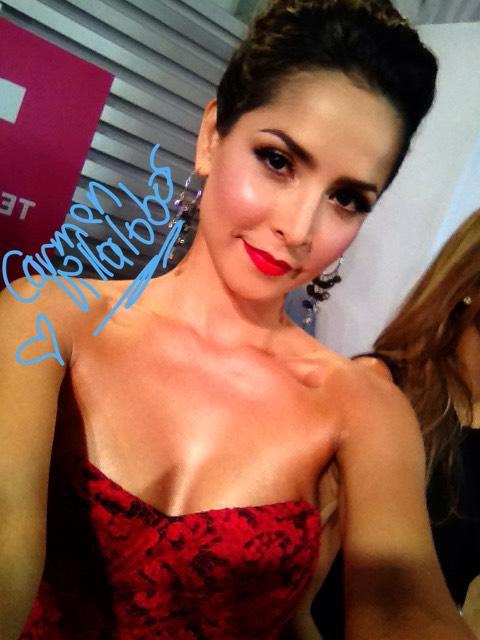 Quien dijo miedo con esta super belleza de @cvillaloboss #premiostumundo a todo dar!!!!😈