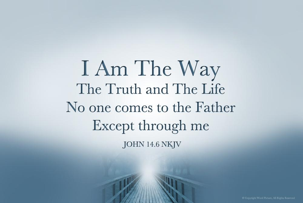 Image result for John 14:6