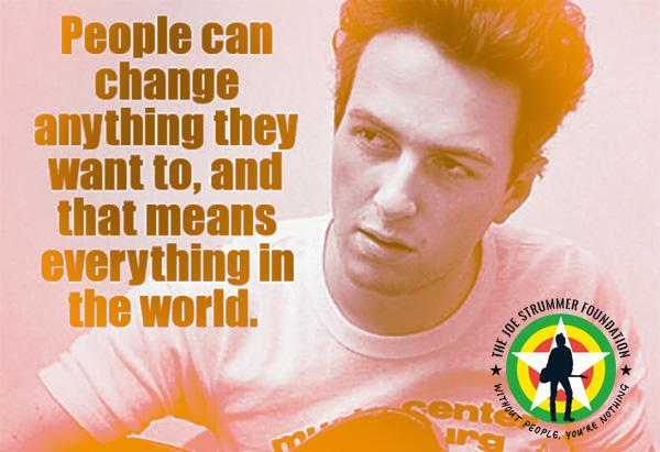 Happy birthday Joe - let's all raise a glass to the unique and hugely inspirational Joe Strummer http://t.co/0g3IHcaTkx