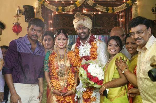 Shanthanu marriage pics of shahid