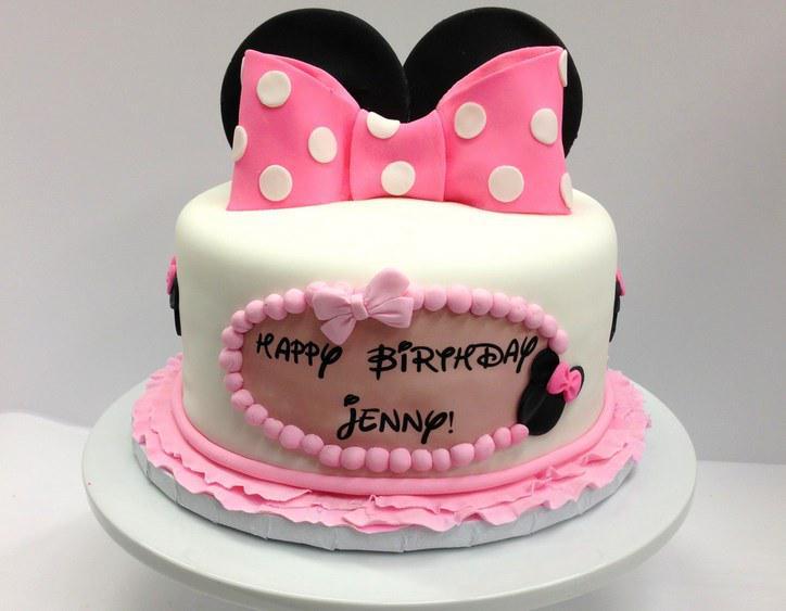 Kue Ulang Tahun Id On Twitter Kue Ulang Tahun Minnie Mouse