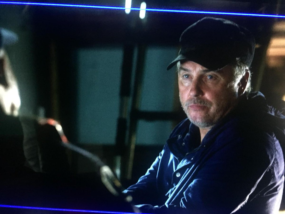 Last scene by William Petersen for CSI Las Vegas. Series wrap for our King. Thank you, Billy, for changing our lives. http://t.co/GOqHy5n55u