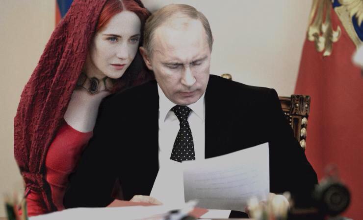 """""""Можно его задержать, но спалим наши резервы. Мы еще подискутируем с тобой"""", - Путин объяснил 11-летнему мальчику падение курса рубля - Цензор.НЕТ 2311"""
