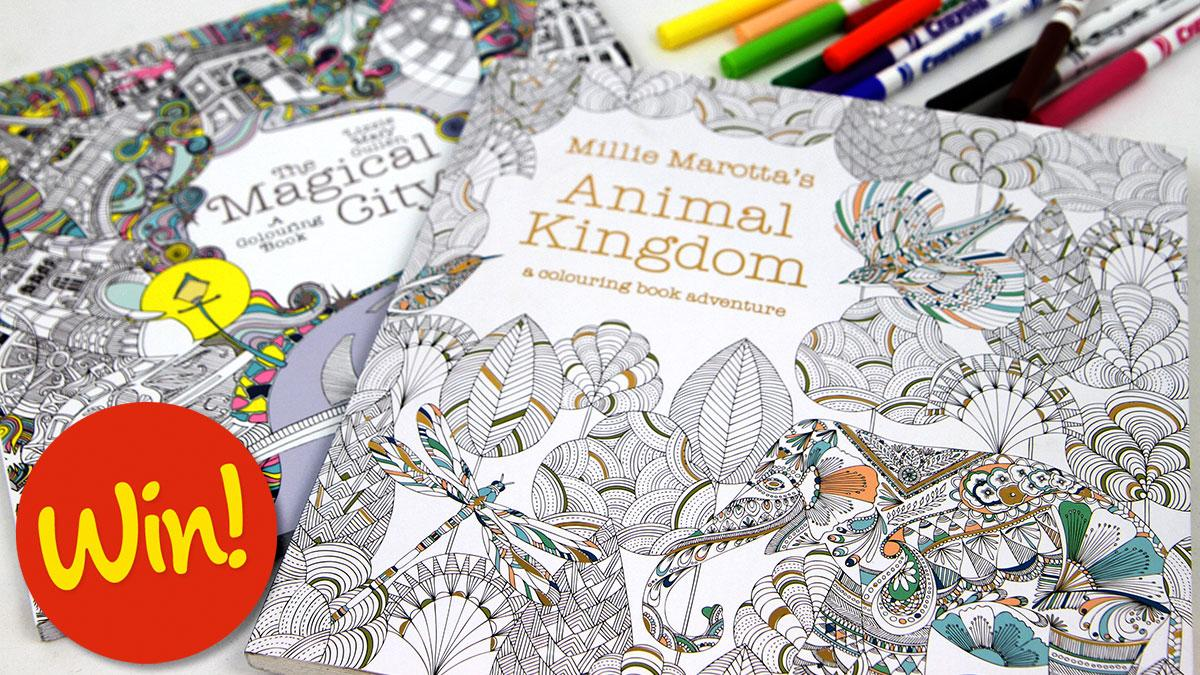 4500 Colouring Books For Adults Asda Best HD