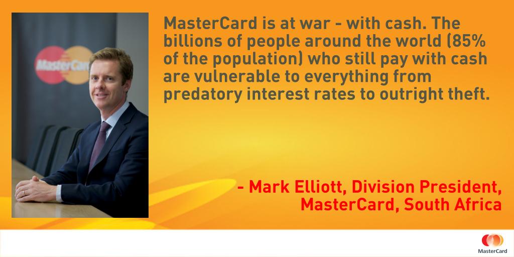 MasterCard's @MarkElliottMA spoke to @FortuneMagazine on doing well by doing good. http://t.co/Y4K5yAEbK9 http://t.co/W6r07o1wqv