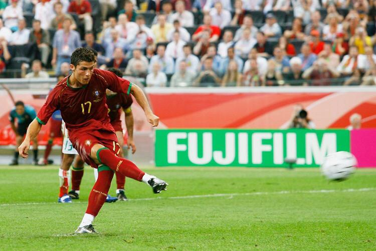 Ronaldo penalty vs Iran, FIFA World Cup 2006 | Numerosette Magazione