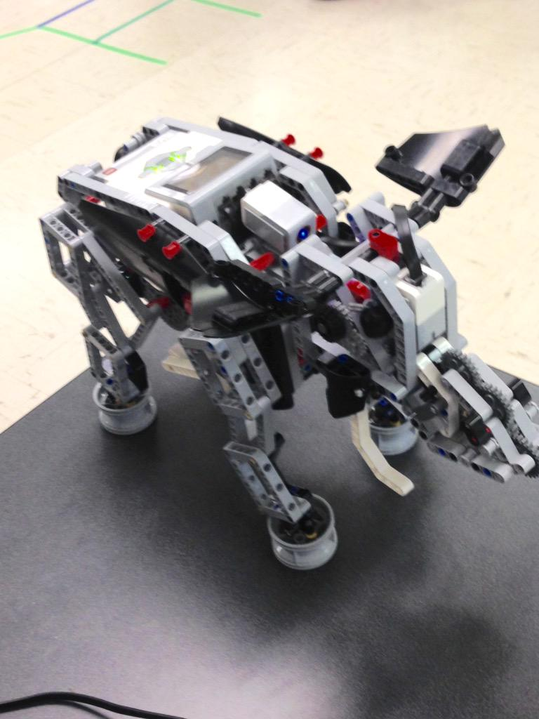 Uoit Summer Camps On Twitter Very Intricate Robot Designs At