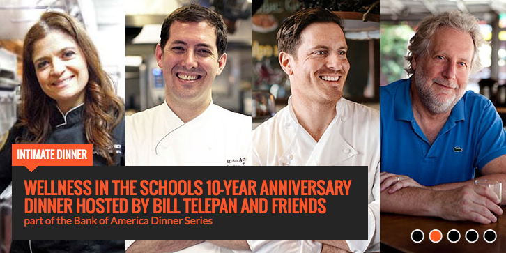 Support @WITSinSchools & enjoy cuisine by some of my favorite chefs @NYCWFF. Info & tickets: http://t.co/rys9fdOnlQ http://t.co/IJ0ffT2y5r