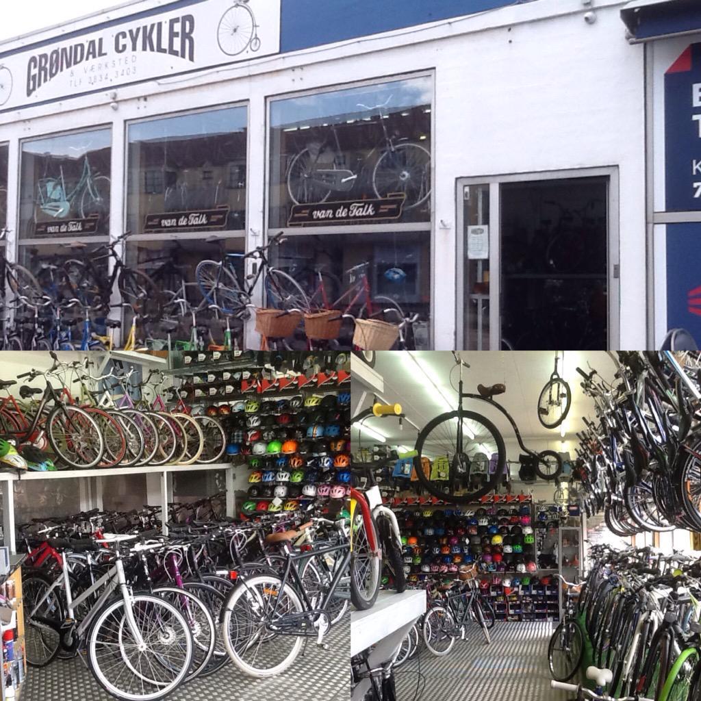 grøndal cykler