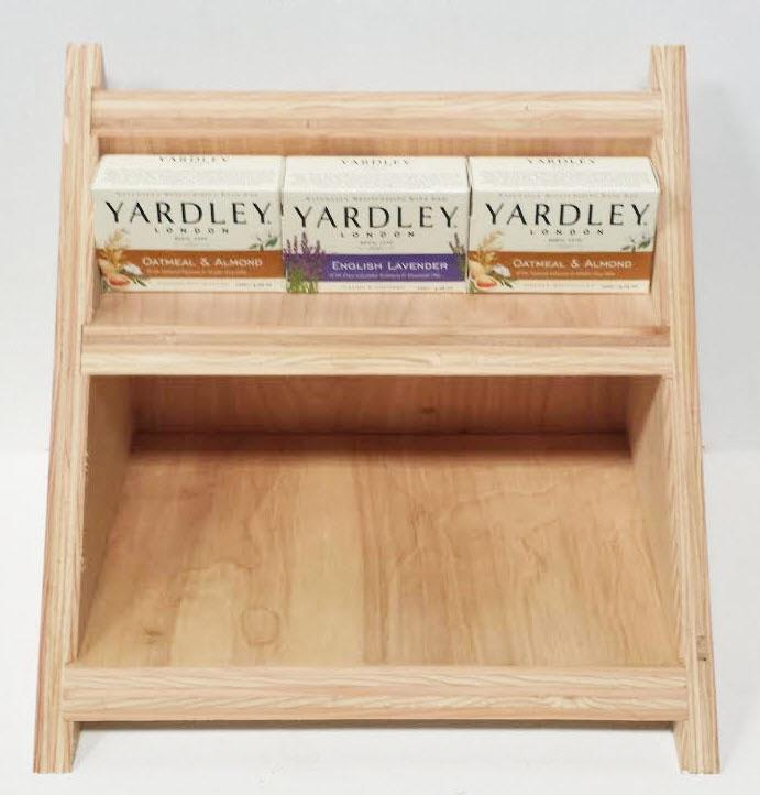 Custom Soap Stamps On Twitter Wooden Soap Display Stand 40 Tiers By Stunning Soap Display Stands