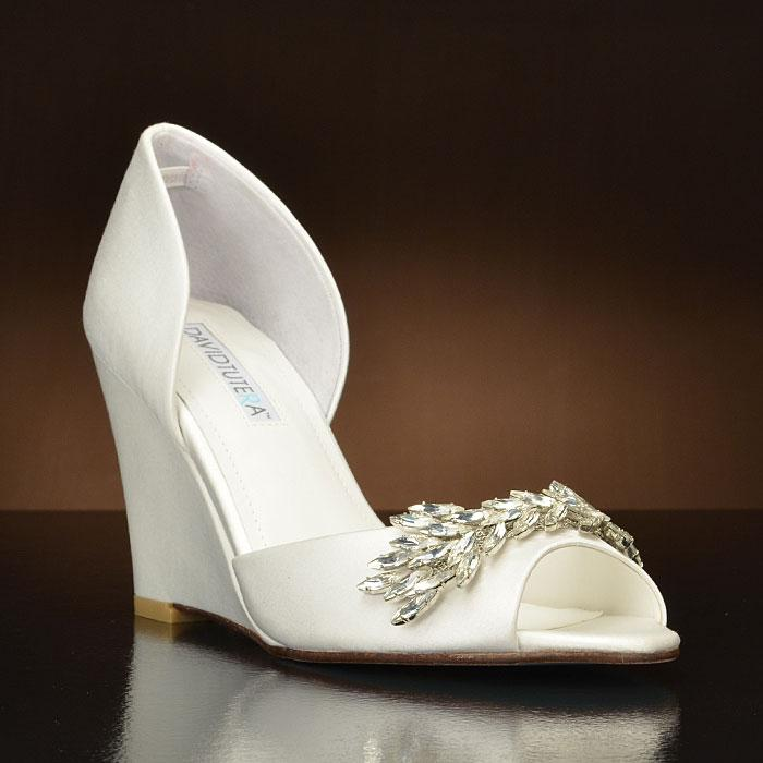 glass wedding shoes. my glass slipper followed wedding shoes r