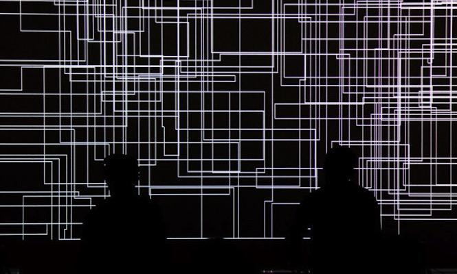 RYOJI IKEDA & CARSTEN NICOLAI AKA CYCLO TO PERFORM LIVE AT WHITECHAPEL GALLERY http://t.co/bA7ZpL3ugh http://t.co/hhLJhuGm1s