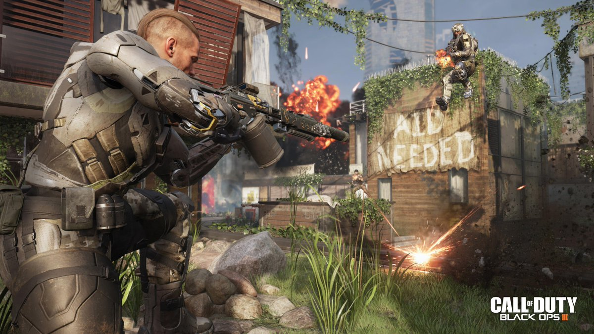 Call of Duty: Black Ops III multiplayer beta opens up for everyone on PlayStation 4