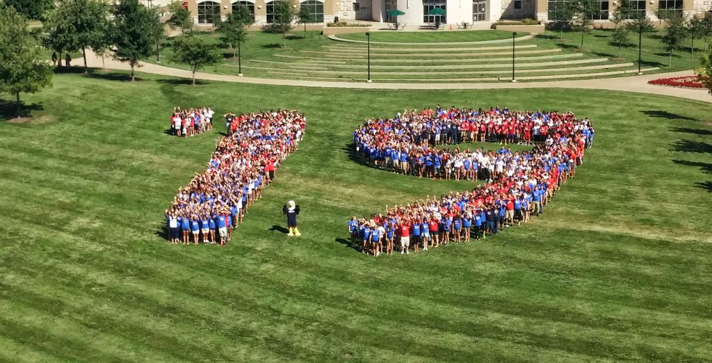 University of Southern Indiana class of 2019! http://t.co/TYLXfA81t0