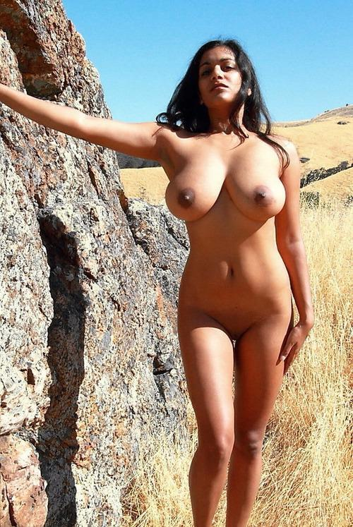 Gorgeous naked indian women