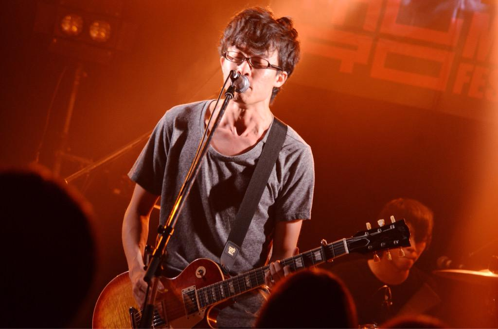 asayake no ato 2015.08.08 @渋谷TSUTAYA O-Crest  「ムロフェス後夜祭」② http://t.co/tz59QSv5sS