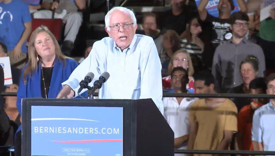 Bernie Sanders Unveils Sweeping Policy Platform To Combat Racial Inequality