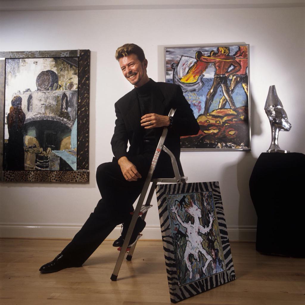 David Bowie's London