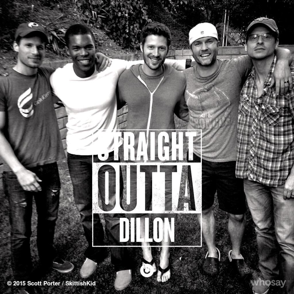 Fine, I'll play... #StraightOutta #Dillon #TexasForever @zachgilford713 @GaiusCharles @MattLauria #Herc http://t.co/RYQoPDfL5O