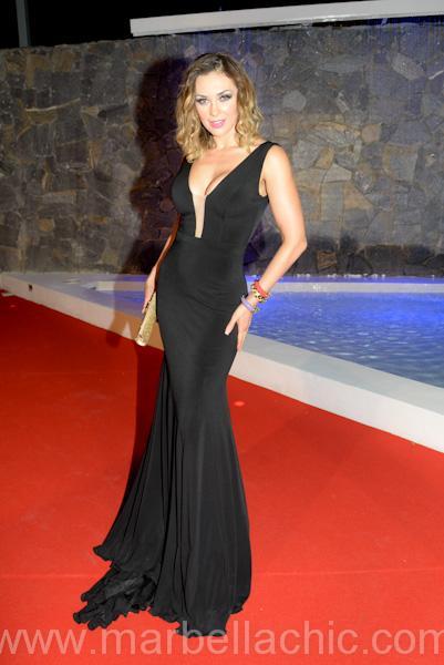 Muy bella también la actriz mexicana @aracelyarambula @StarliteGala #marbella http://t.co/NNIAZ6wtbL http://t.co/YHmBiAbMHx