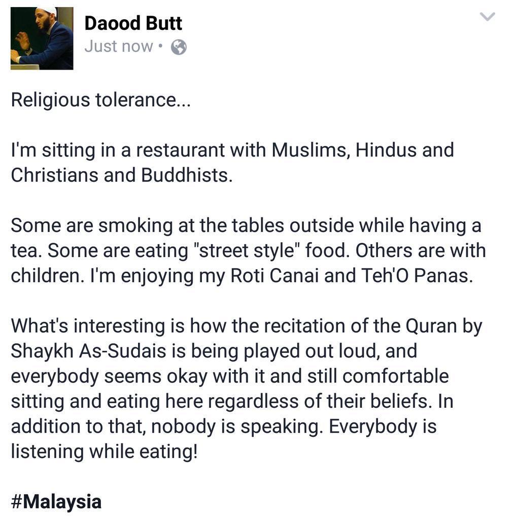Daood Butt on Twitter: