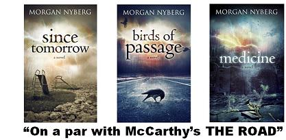 Economic, social, technological collapse. Then the struggle to survive http://t.co/1WrSM8327D THE RAINCOAST TRILOGY http://t.co/v3n1UPFNJD