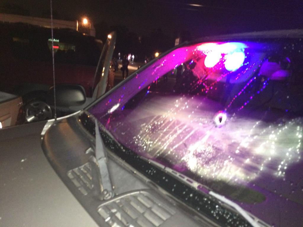 (2/2) During the gunfire, at least 2 unmarked cars took shots. We will release more details when available. http://t.co/luPnp6iXqZ