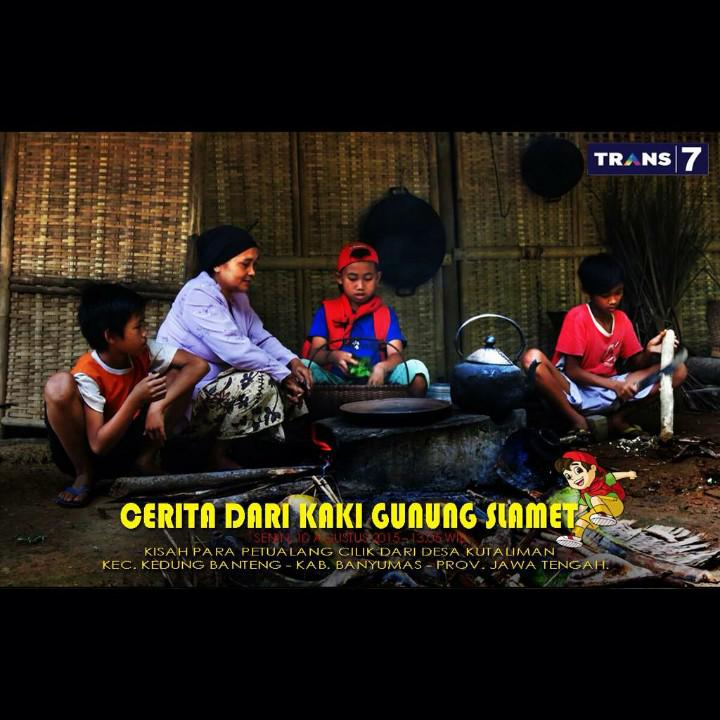 "instapurwokerto on Twitter: ""Si Bolang Trans 7 episode Cerita dari ..."