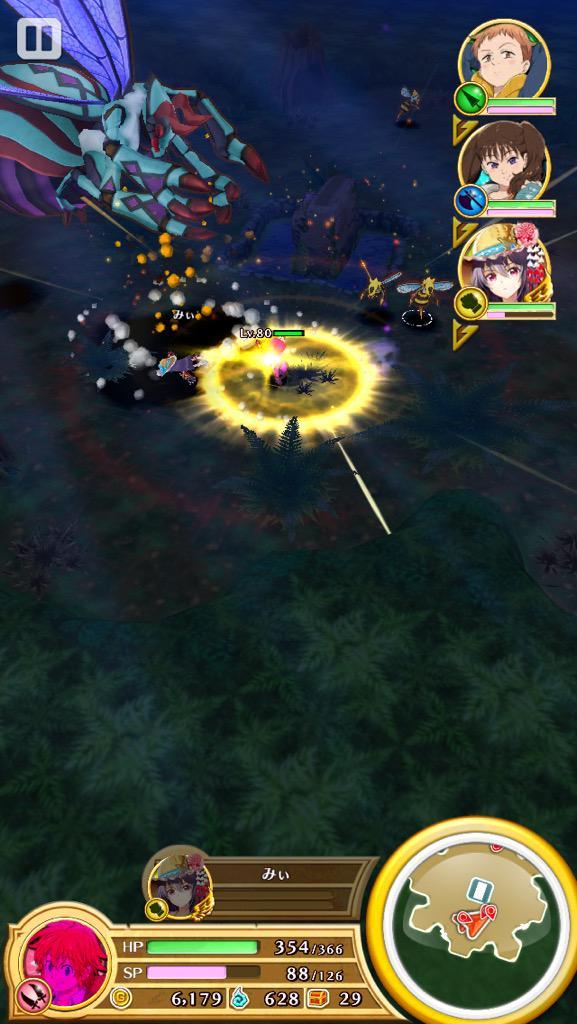 【白猫】メリオダスの全反撃でカウンター出来ない攻撃って何?状態異常には弱いから注意!【プロジェクト】