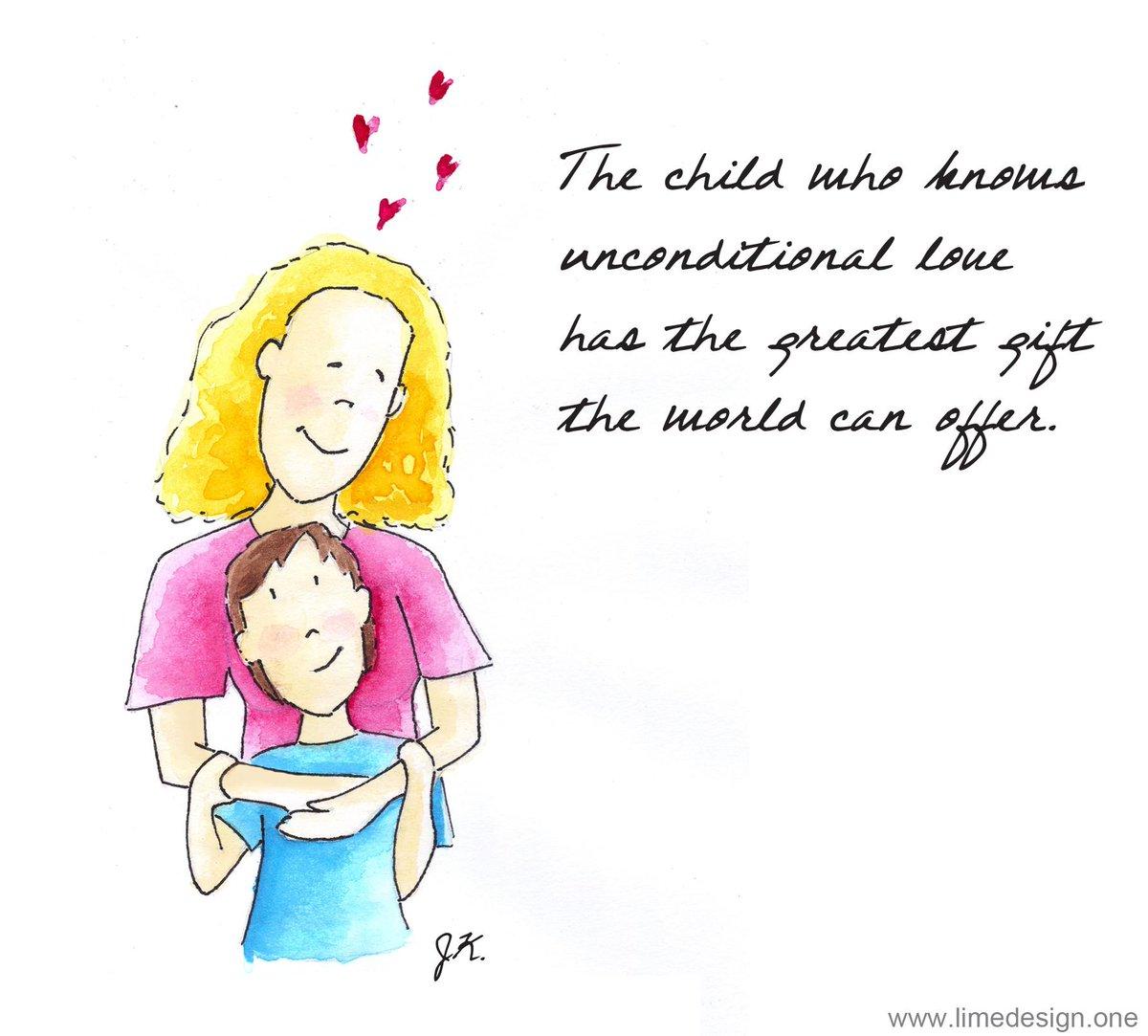 Jolanda Kranenburg On Twitter The Child Who Knows Unconditional