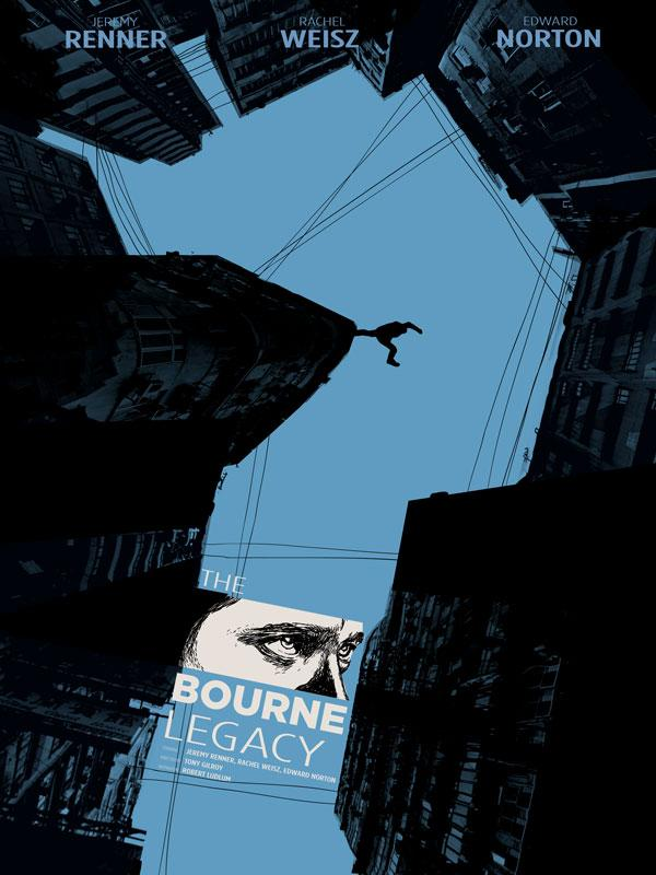 In 2012 @Raid71 made a #Bourne Legacy poster for @ShortList. Here's Cold Open's recent poster for #NoEscape. #oops http://t.co/NAX0xhKotK
