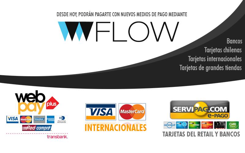 Resultado de imagen para flow.cl