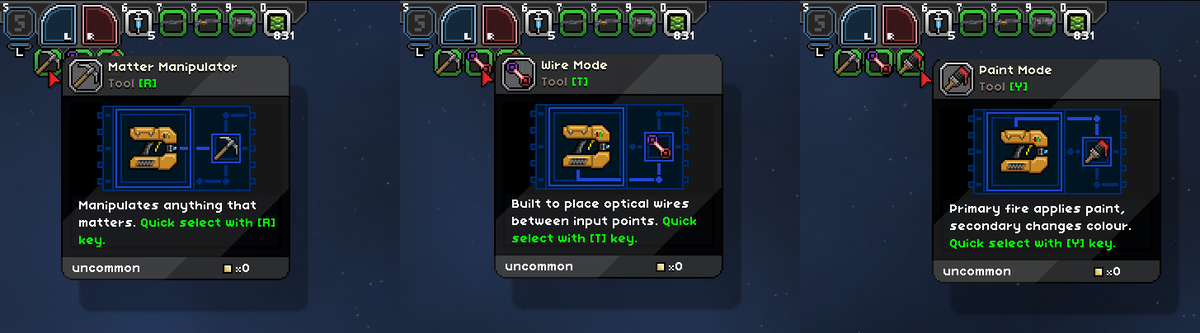Incredible Starbound On Twitter Your Matter Manipulator Can Now Be Used For Wiring Cloud Hisonuggs Outletorg