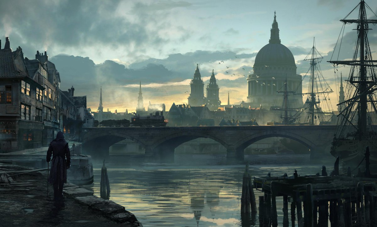 Assassin S Creed Ar Twitter Discover More About London Evie