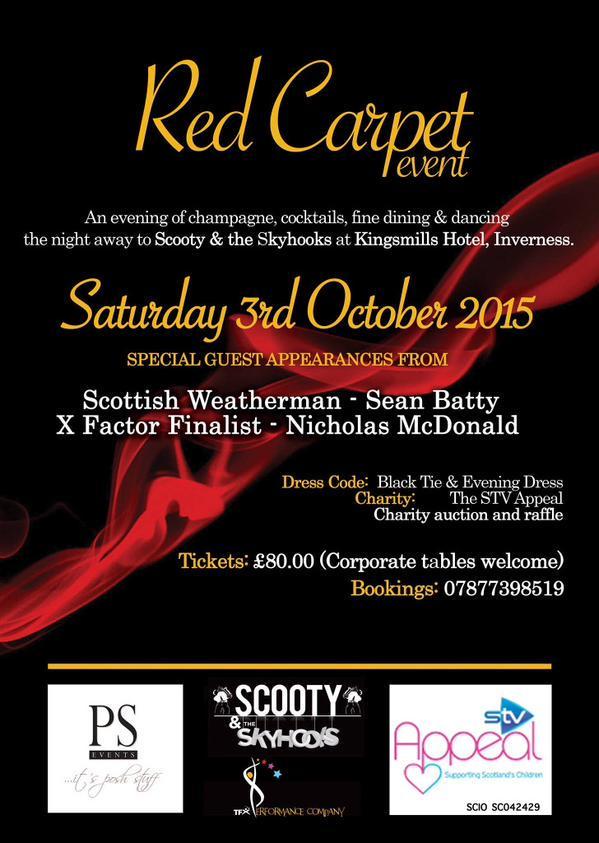 RT @STVAppeal: Super excited for this event in aid of STV Children's Appeal! @SeanBattySTV @nickymcdonald1 @Poshstuffevents http://t.co/psM…