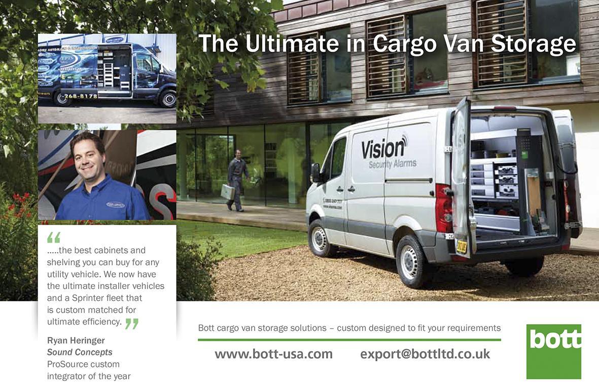 Bott Uk On Twitter Bott Cargo Van Storage Solutions