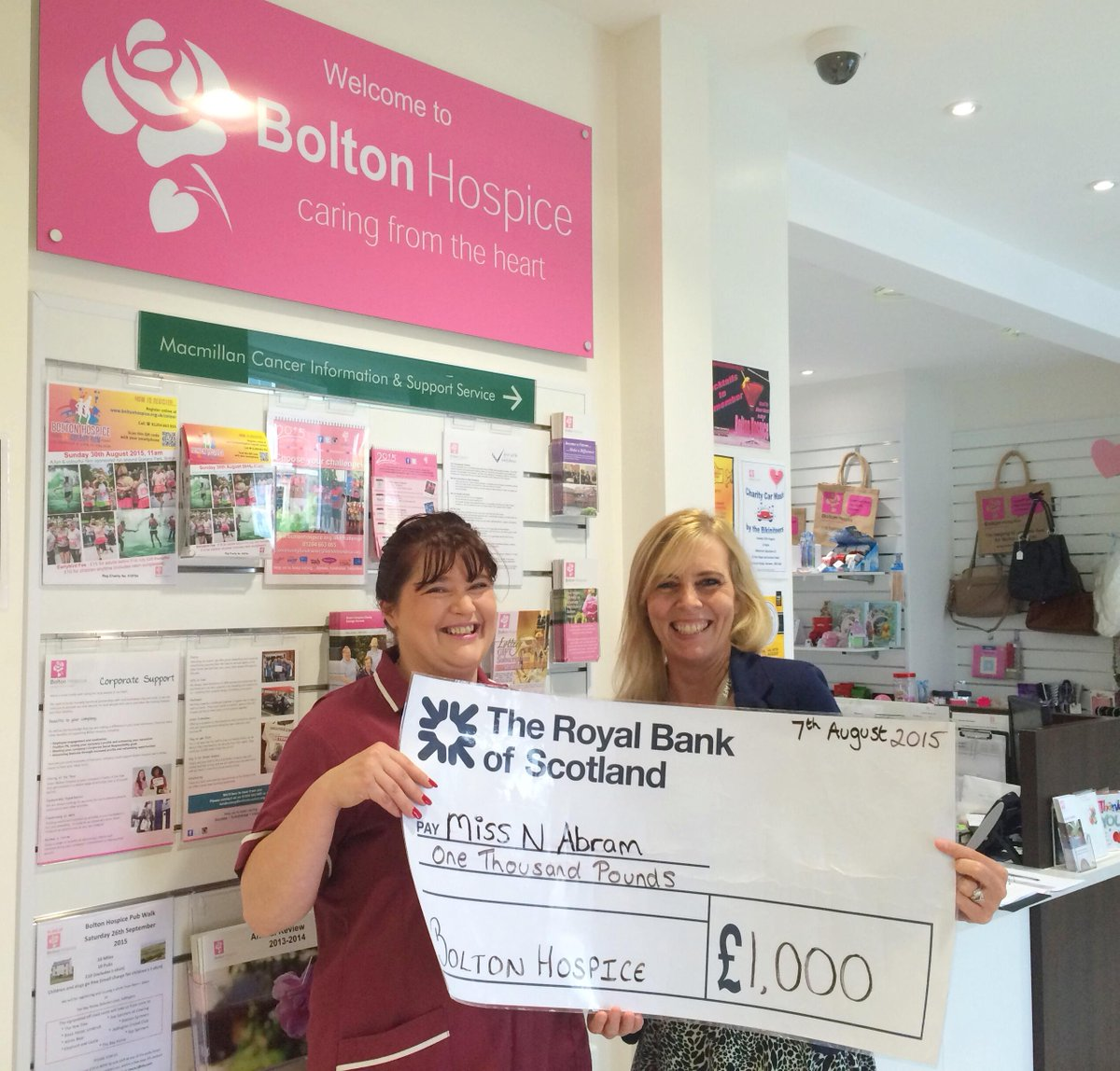 Bolton Hospice on Twitter: